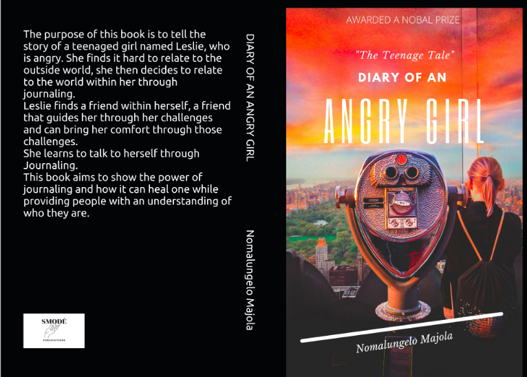 1585073612641_DIARY OF AN ANGRY GIRL Official Book Cover Designed By SMODE PUBLICATIONS
